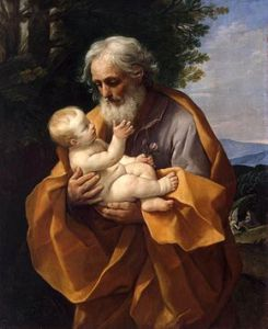 St. Joseph, by Guido Reni